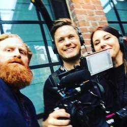 Reel Media Nordic - Holder en intervju med Kristofer Hivju fra Game of Thrones