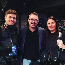 Reel Media Nordic - Interviewing Vince Gilligan, creator of Breaking Bad