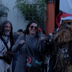 Reel Media Nordic - Star Wars dance in Los Angeles