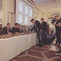 Reel Media Nordic - Filming the World Chess Champion, Magnus Carlsen, in action